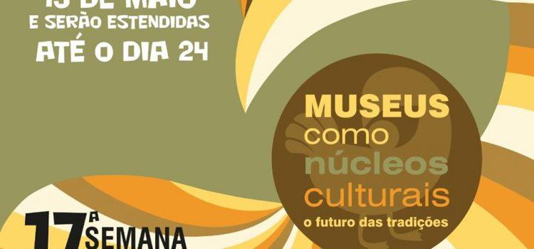 MAIO | 17ª Semana Nacional dos Museus