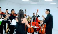 Concerto das Flores Orquestra de Câmara de Indaial