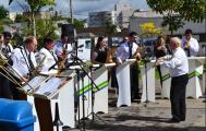 Centenário de Nascimento Pe. Raulino Reitz - Banda Municipal de Indaial