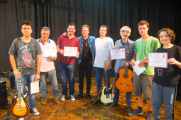 Primavera Musical - Workshop Guitarra e Produção Musical com Rafa Schuller
