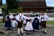 Centenário de Nascimento Pe. Raulino Reitz Grupo Folclórico Alemão Alte Freunde