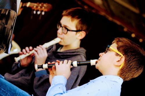 Curso instrumentos de Sopro